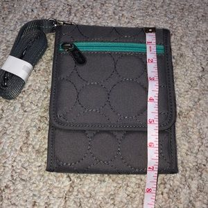 Thirty One cross body wallet